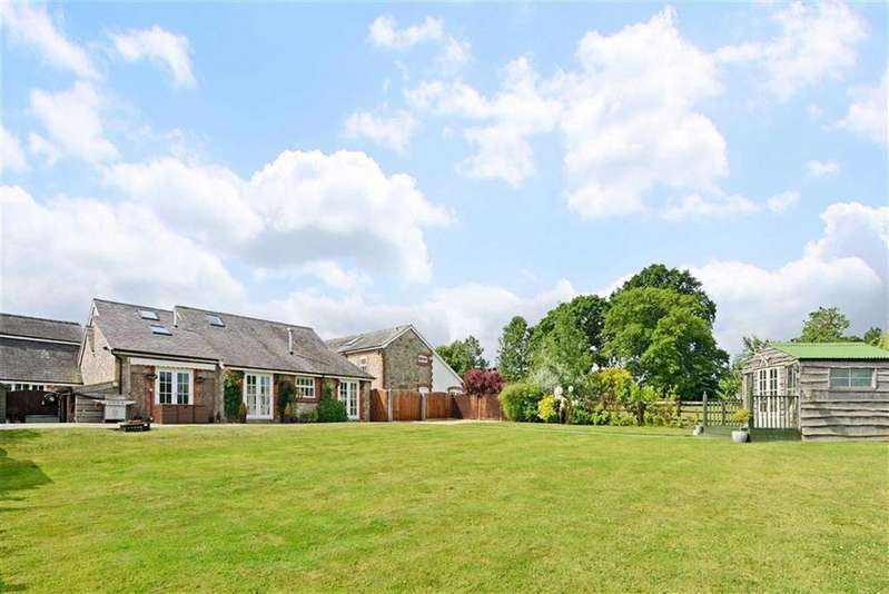 4 Bedrooms Barn Conversion Character Property for sale in Lower Mountain Farm, Penyffordd, Chester, Chester, Flintshire