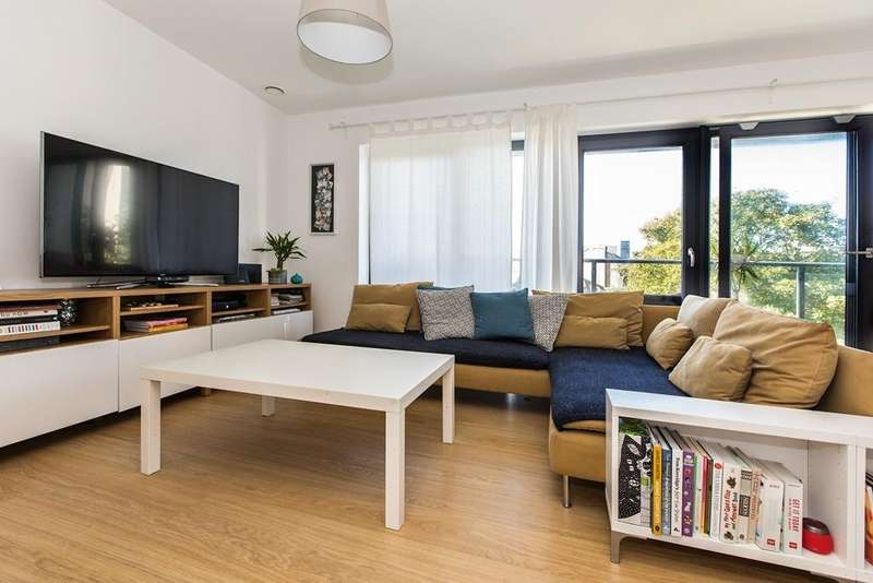 2 Bedrooms Flat for sale in The Citrus Building, Madeira Road