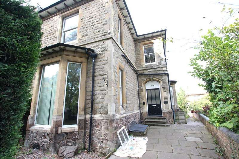 2 Bedrooms Maisonette Flat for sale in Worcester Road, Malvern, Worcestershire, WR14