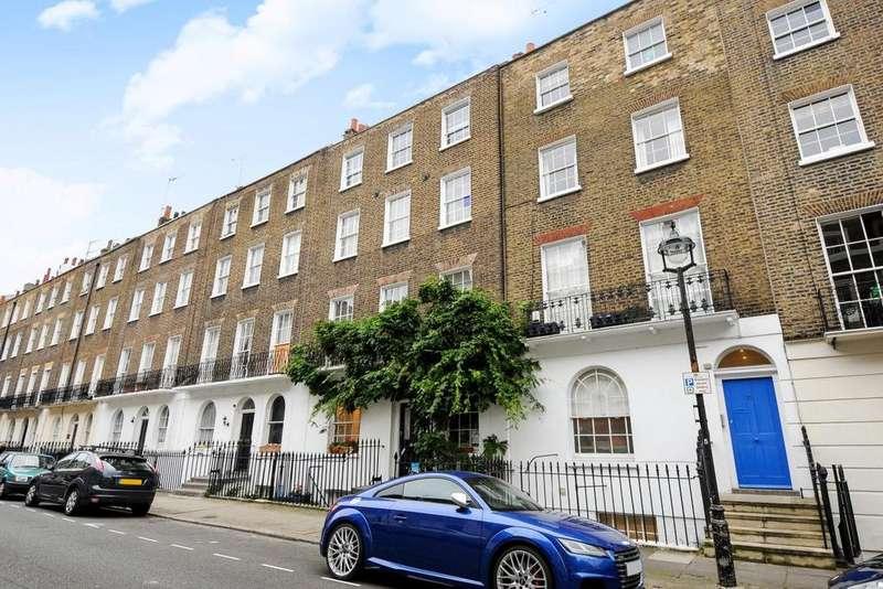 2 Bedrooms Flat for sale in Balcombe Street, Marylebone