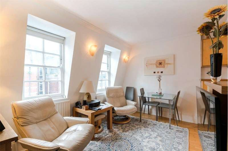 1 Bedroom Apartment Flat for sale in Homer Street, Marylebone, W1H
