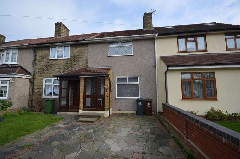 2 Bedrooms Terraced House for sale in Haresfield Road, Dagenham, Essex, RM10