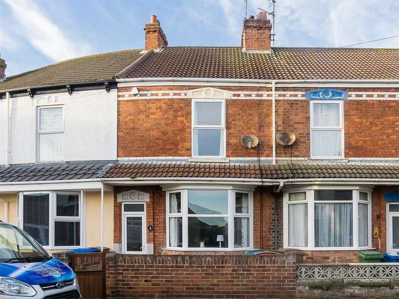 2 Bedrooms Terraced House for sale in Cheverton Avenue, WITHERNSEA, East Riding of Yorkshire