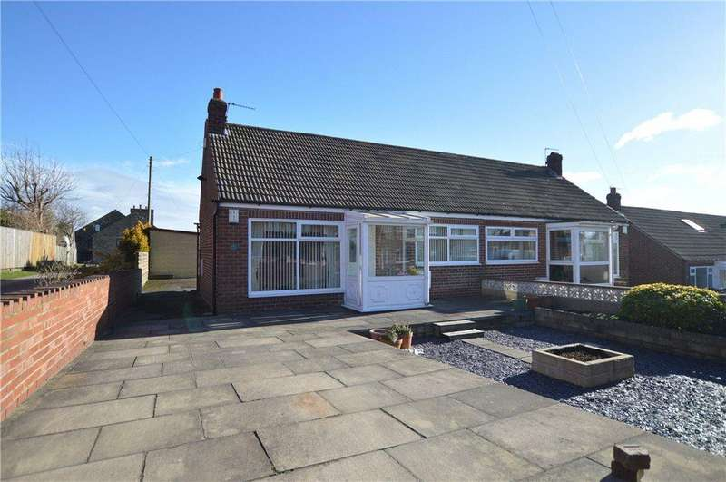 2 Bedrooms Semi Detached Bungalow for sale in Haigh Moor Road, Tingley, Wakefield