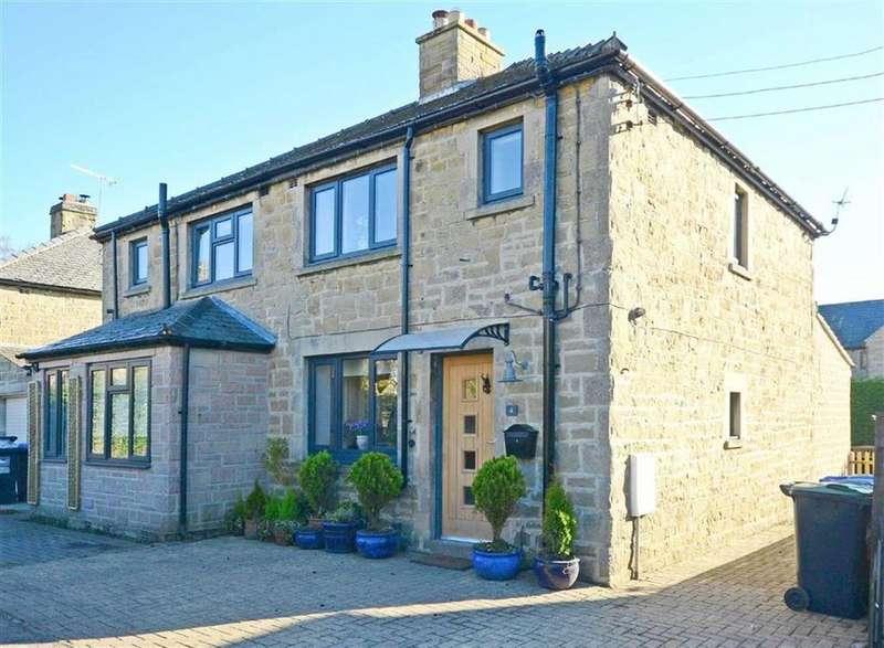 2 Bedrooms Semi Detached House for sale in 4, Riverside, Calver Road, Baslow Bakewell, Derbyshire, DE45