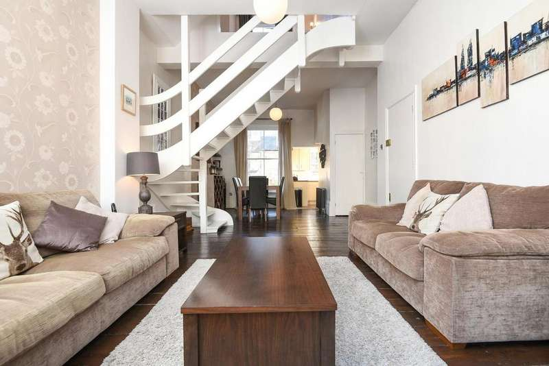 1 Bedroom Flat for sale in Cologne Road, Battersea