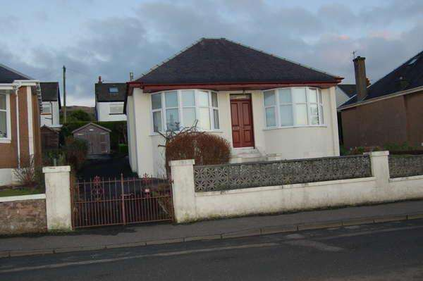 2 Bedrooms Detached Bungalow for sale in Rosemount, 60 Moorburn Road, Largs, KA30 9HY