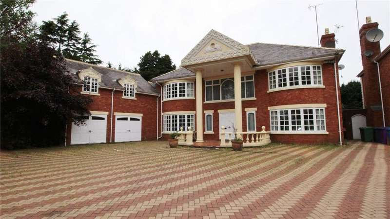 6 Bedrooms Detached House for sale in North Drive, Sandfield Park, Liverpool, Merseyside, L12