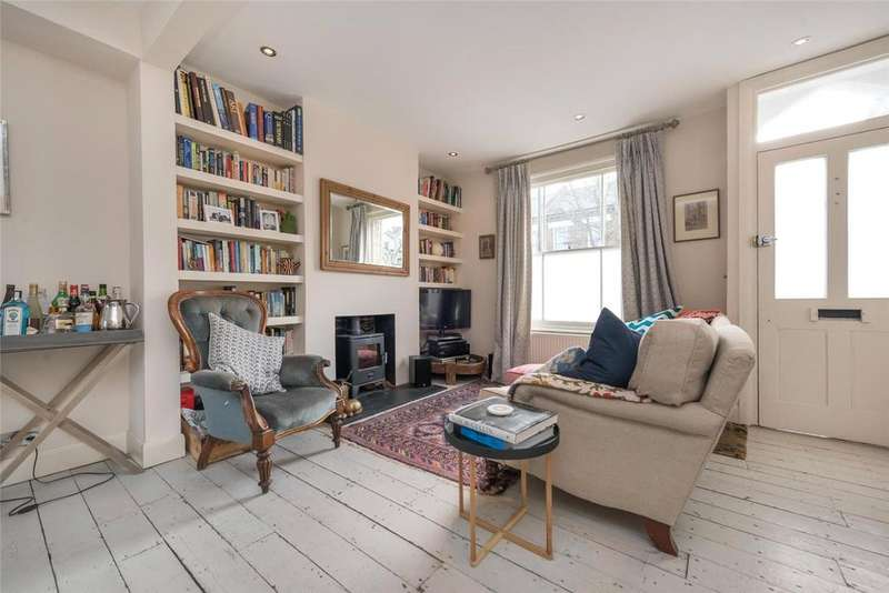 2 Bedrooms Terraced House for sale in Kilravock Street, London, W10