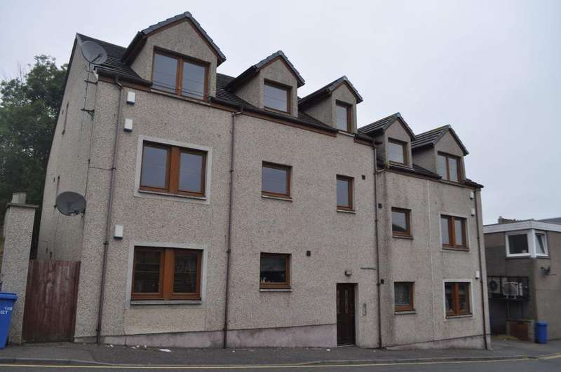 2 Bedrooms Flat for rent in 12 Stenhouse Street, Cowdenbeath, KY4 9DA