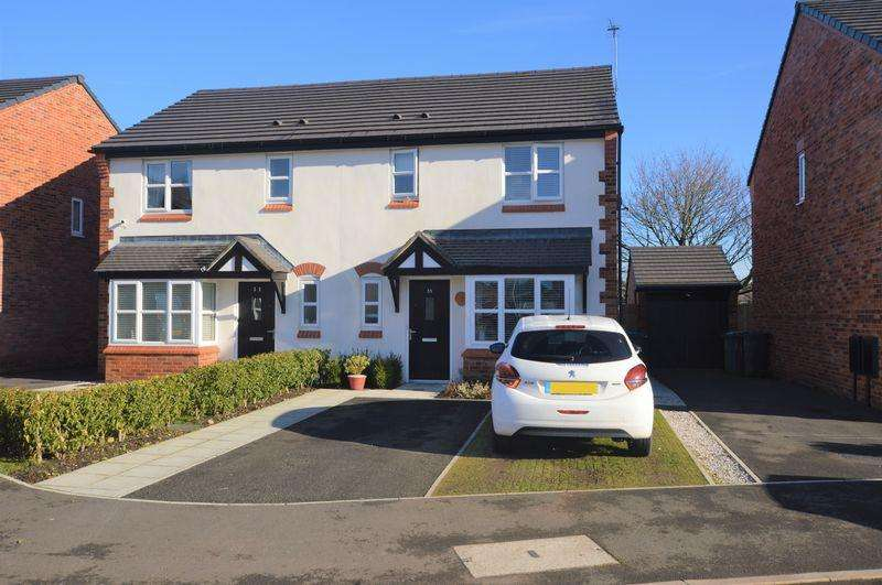 3 Bedrooms Semi Detached House for sale in Innes Close, Rochdale