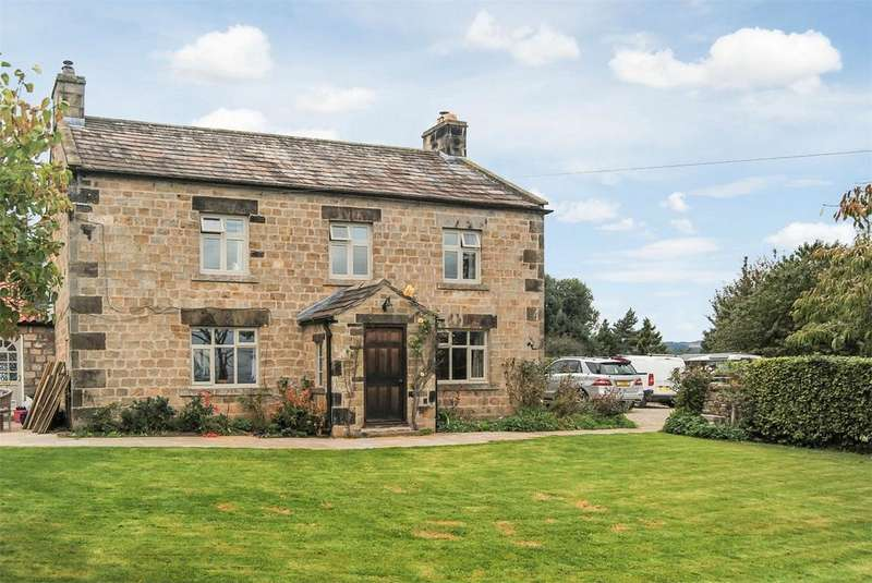 4 Bedrooms Semi Detached House for rent in Chapel Lane Farm, Chapel Lane, Finghall, Leyburn, North Yorkshire