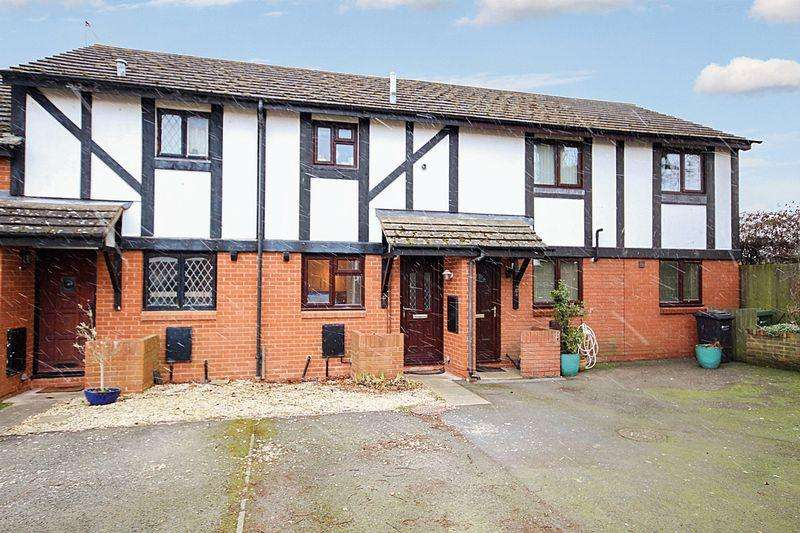 1 Bedroom Terraced House for sale in Huntsmans Drive