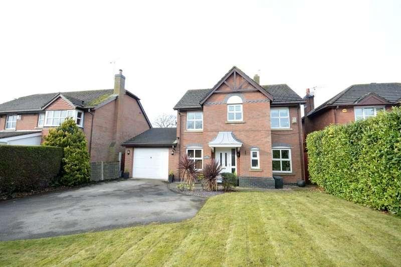 4 Bedrooms Detached House for sale in Pepper Street, Appleton Thorn, Warrington