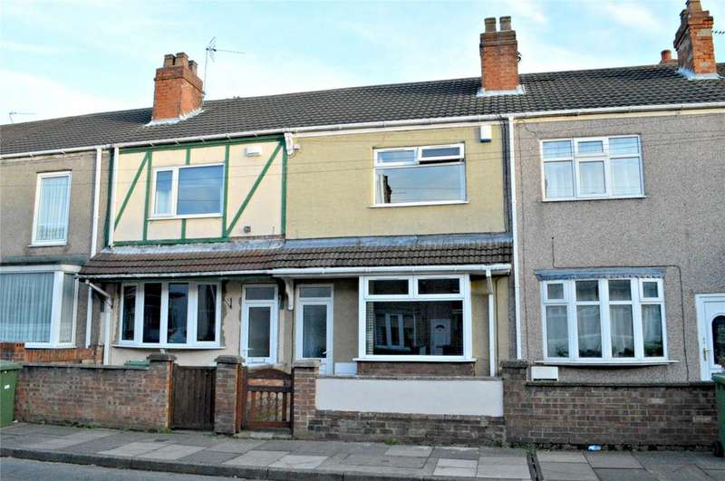 3 Bedrooms Terraced House for sale in Daubney Street, Cleethorpes, North East Lincolnshire, DN35