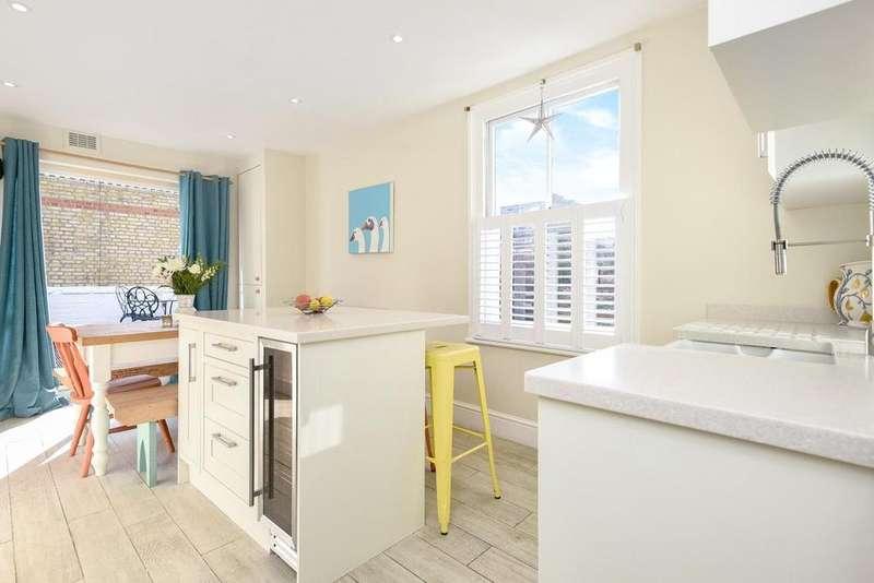 2 Bedrooms Maisonette Flat for sale in Klea Avenue, Clapham