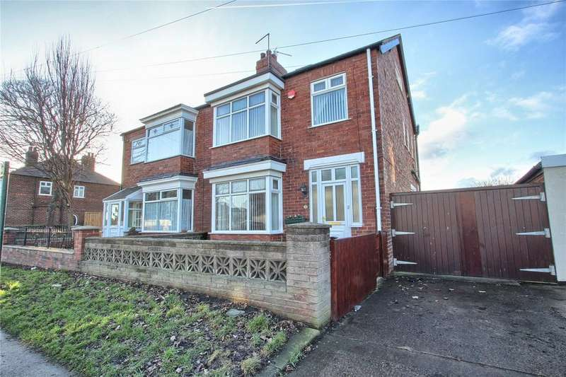 3 Bedrooms Semi Detached House for sale in Redcar Lane, Redcar