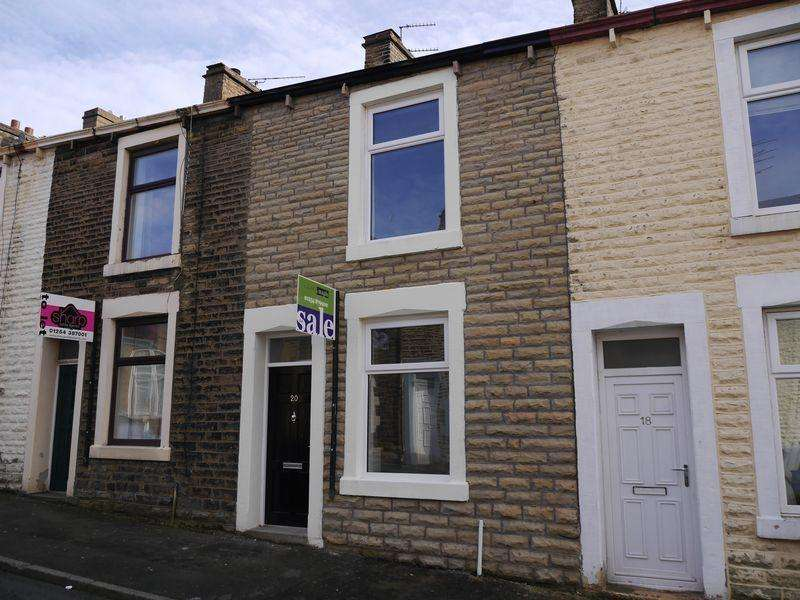 2 Bedrooms Terraced House for sale in Sultan Street, Accrington.