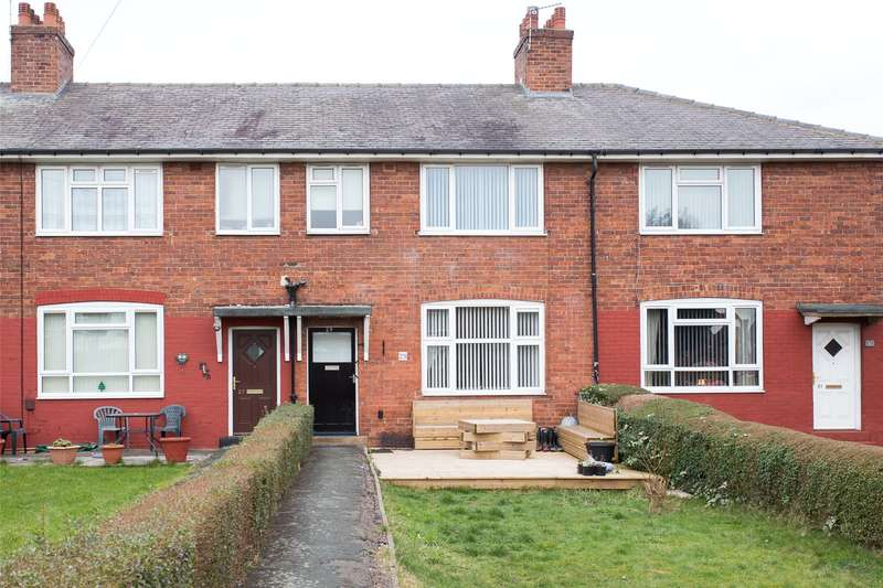 3 Bedrooms Terraced House for sale in Ivy Mount, Leeds, West Yorkshire, LS9