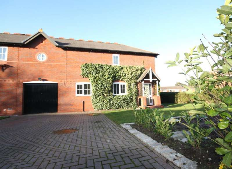 3 Bedrooms House for sale in Marys Gate, Wistaston