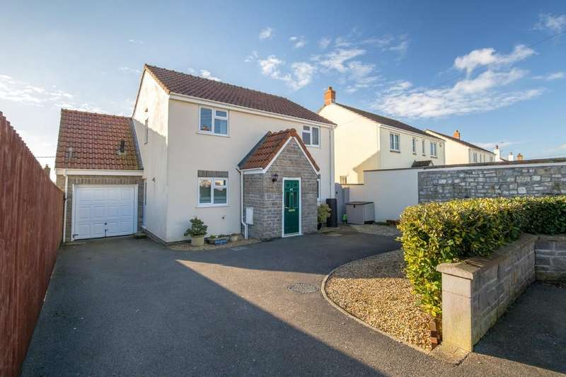 4 Bedrooms Detached House for sale in High Street, Ashcott