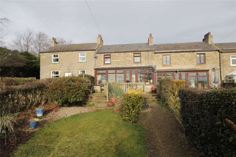 3 Bedrooms Terraced House for sale in Mosswood Cottages, Allensford, Consett, DH8