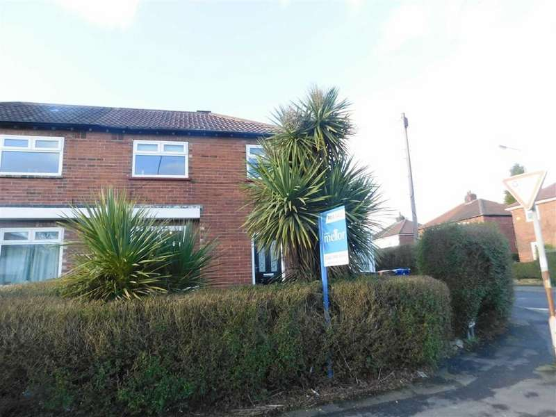3 Bedrooms Semi Detached House for sale in Kingsway, Bredbury, Stockport