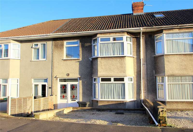 3 Bedrooms Terraced House for sale in Hulse Road Brislington BRISTOL BS4