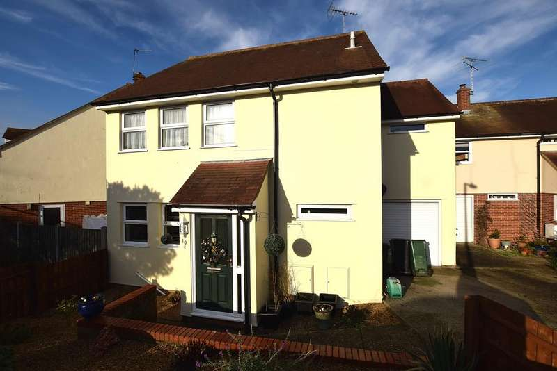 4 Bedrooms Detached House for sale in Rana Drive, Braintree