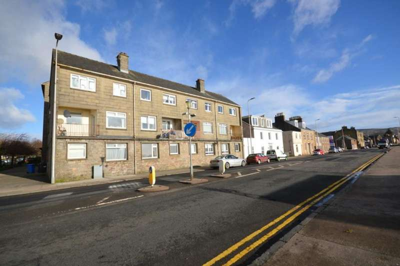 1 Bedroom Flat for sale in Lomond Street, Helensburgh G84 7PN