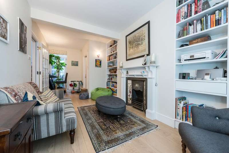 3 Bedrooms Terraced House for sale in Homer Street W1H