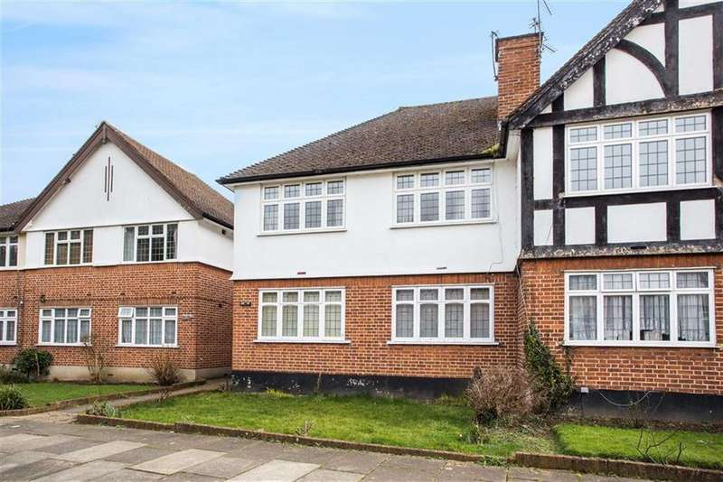 2 Bedrooms Apartment Flat for sale in Lloyd Court, Pinner