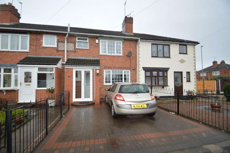 3 Bedrooms Terraced House for sale in Willenhall Street, Darlaston WS10