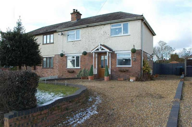 3 Bedrooms Semi Detached House for rent in 41, Deansfield Road, Brewood, Stafford, Staffordshire, ST19