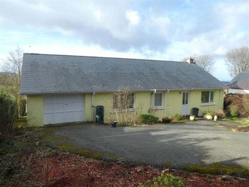 2 Bedrooms Bungalow for sale in Bethania, Llanon