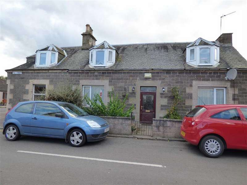 3 Bedrooms Semi Detached House for sale in Hill Street, Ladybank, Fife
