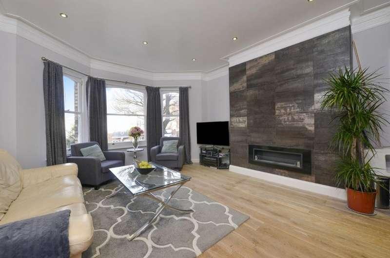 2 Bedrooms Flat for sale in Denmark Villas Hove East Sussex BN3