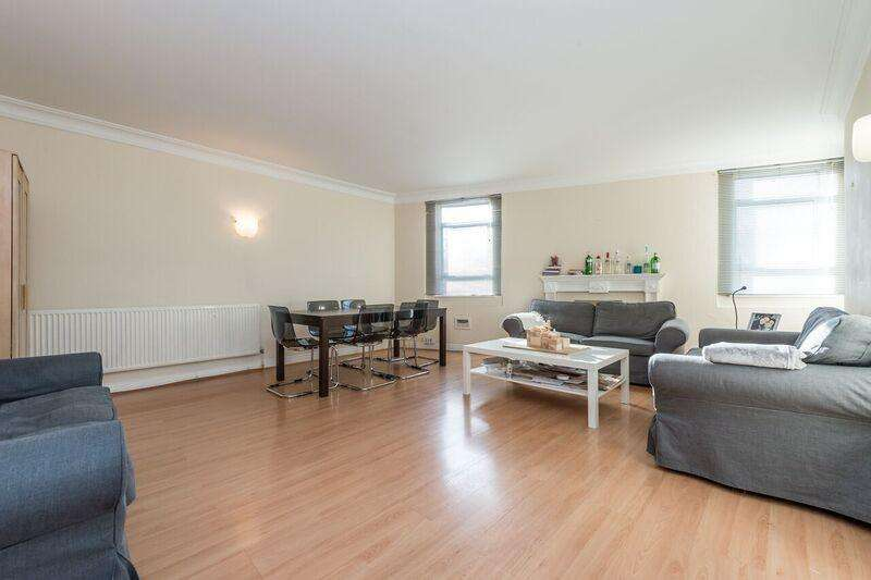 3 Bedrooms Flat for sale in Macready House, Crawford Street W1H