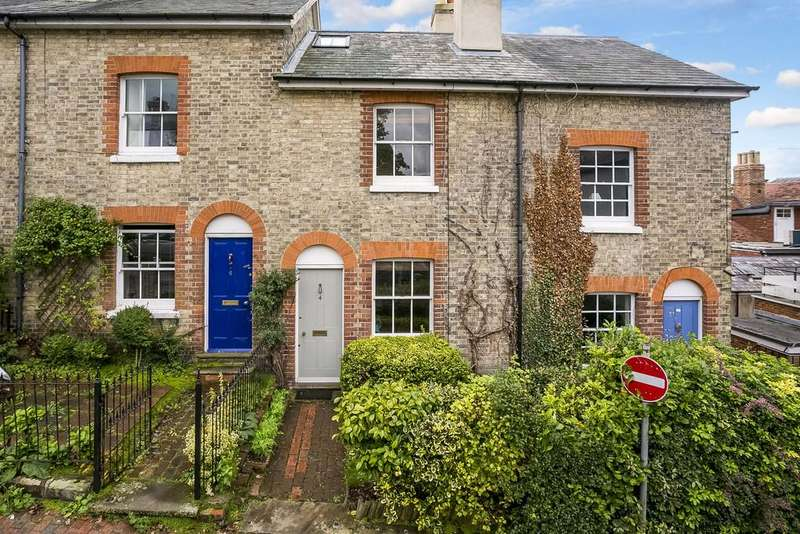 3 Bedrooms Terraced House for sale in Warwick Road, Tunbridge Wells