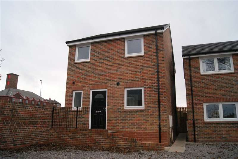 3 Bedrooms Detached House for sale in Ashcroft Mews, Princess Road, Seaham, SR7