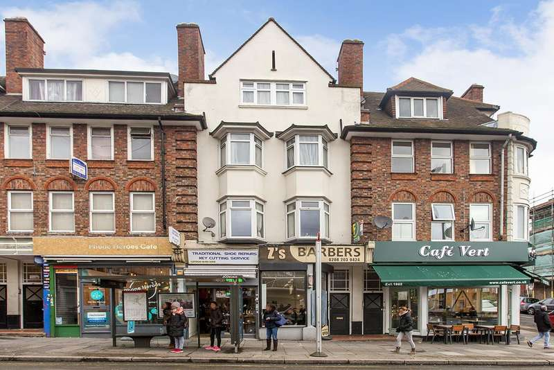 2 Bedrooms Flat for sale in Finchley Lane, NW4