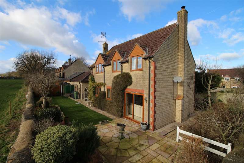 4 Bedrooms Detached House for sale in Cooks Close, Lower Stanton St Quinton