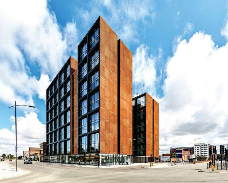 1 Bedroom Apartment Flat for sale in The Metalworks At Pumpfields L3