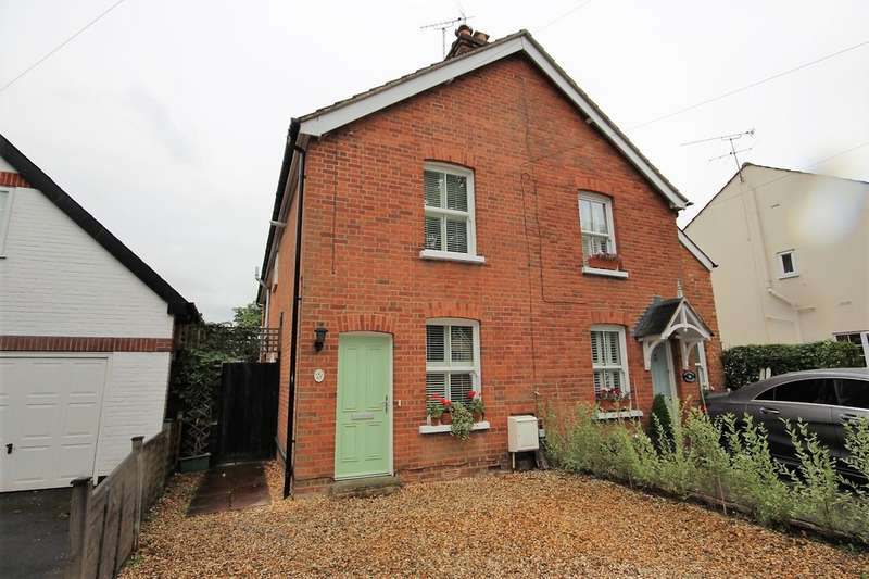 3 Bedrooms Semi Detached House for sale in Waterloo Road, Wokingham RG40