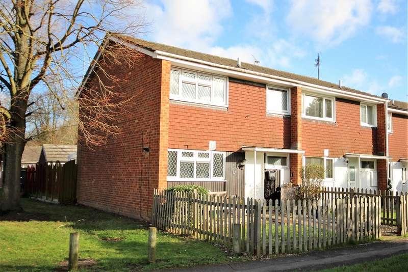 3 Bedrooms Property for sale in Hawkins Way, Wokingham RG40