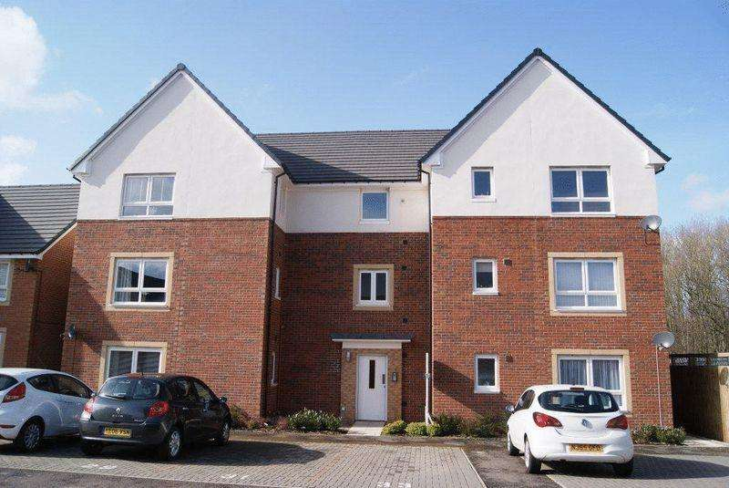 2 Bedrooms Apartment Flat for sale in Ryder Court, Killingworth