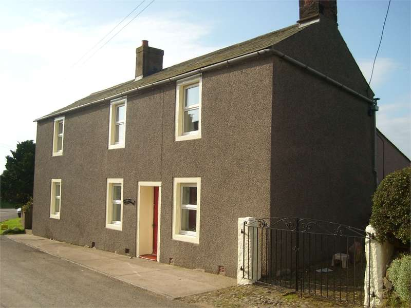 3 Bedrooms Detached House for sale in CA7 3LL Beech House, Langrigg, Wigton, Cumbria