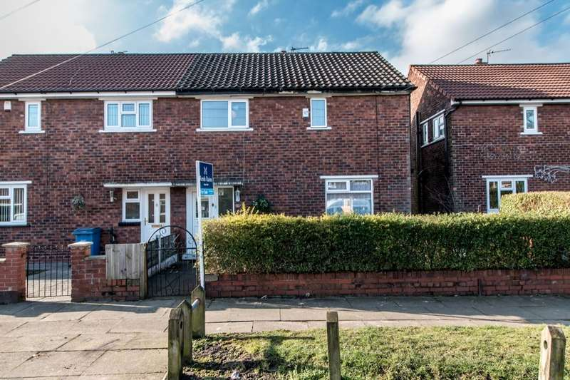 3 Bedrooms Property for sale in Hiley Road, Eccles, Manchester, M30