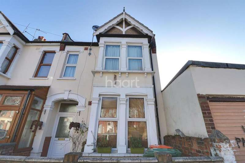 4 Bedrooms End Of Terrace House for sale in Skeffington Road, East Ham
