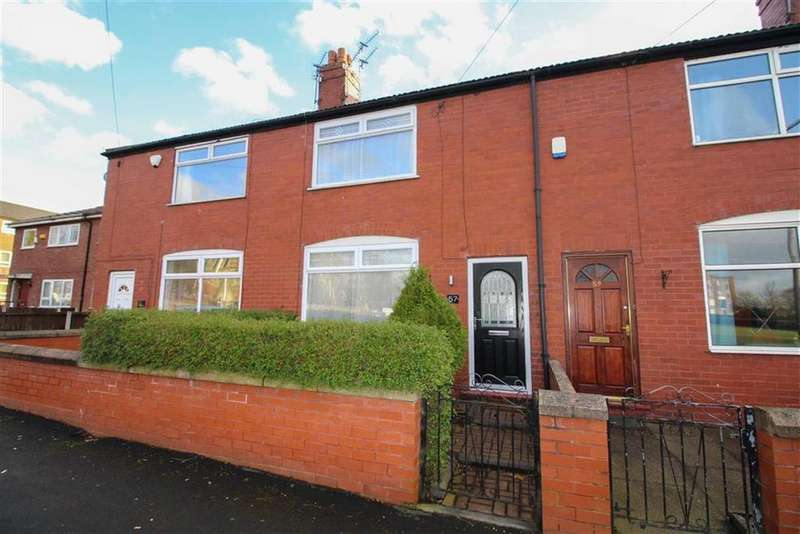 2 Bedrooms Terraced House for sale in Leamington Road, Reddish, Stockport